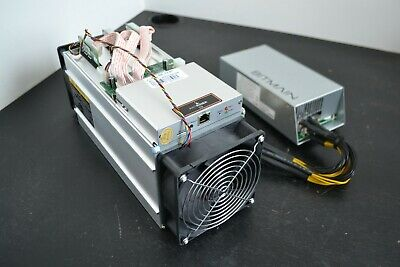 Bitmain Antminer S9 13.5TH Bitcoin SHA256 Miner - Used + APW3++ PSU Excellent 5