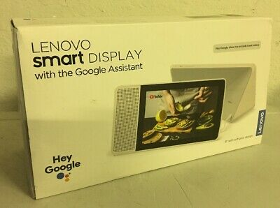 "Lenovo 8"" Smart Display with Google Assistant"