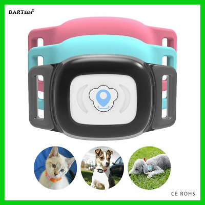 Smart Waterproof Mini Pet Dog Cat GPS AGPS LBS Position Tracking Tracker Collar