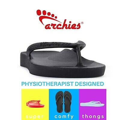Arch Support Thongs | Archies | Physio Designed/Sold | FREE POSTAGE, New Colours