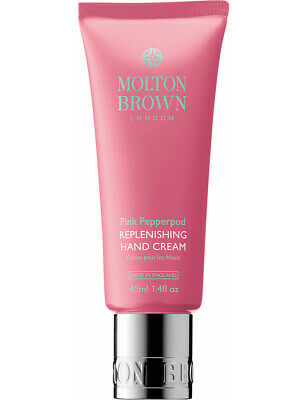 Molton Brown Fiery Pink Pepper Hand Cream 40ml NEW