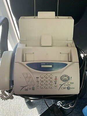 brother fax machine copier 1020e with extras  mentone 3194 pick up