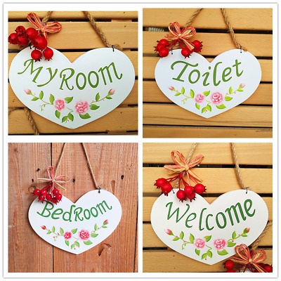 Hot Hanging Wooden Plaque Gifts Creative Beauty Salon Bar Sign Dress Shop Party