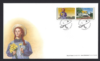 Canada   # 2277 -  2278a     ANNE OF GREEN GABLES    New 2008 Unaddressed