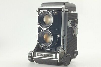 [Exc+5]  Mamiya C33 Professional TLR Camera w/ Sekor 80mm f/2.8 from Japan 156