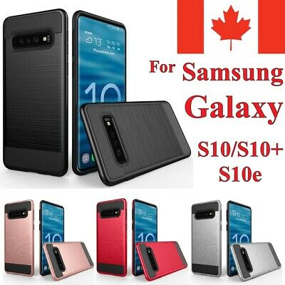 For Samsung Galaxy S10 | Plus S10e Case Hybrid Shockproof Armor Heavy Duty Cover