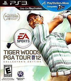 Tiger Woods PGA Tour 12: The Masters -- Collector's Edition (Sony PlayStation 3…
