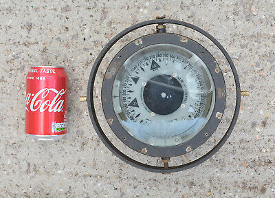 old compass vintage sestrel compass nautical boat ship compass- FREE DELIVERY