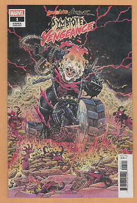 Absolute Carnage Symbiote Of Vengeance #1 Codex Variant Marvel Modern Age