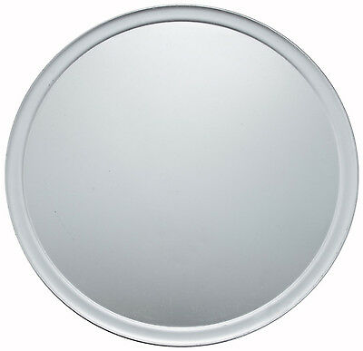 Winco APZT-20, 20-Inch Diameter Wide-Rimmed Aluminum Pizza Pan