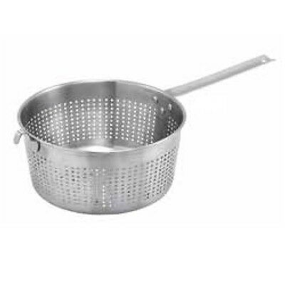 Winco SSS-3, 8.5-Inch Stainless Steel Spaghetti Strainer