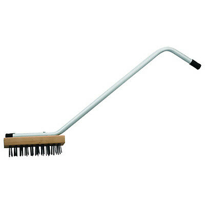 Winco BR-31, Commercial Broiler Brush with Handle, Heavy Duty