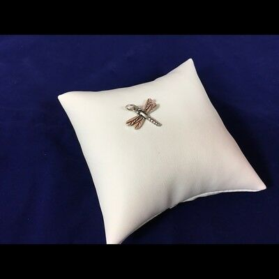James Avery Dragonfly Insect Sterling Silver Charm