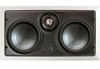"""- New! PAIR Niles MP6 5.25/"""" Two-Way In-Wall//In Ceiling Flush Mounted Speakers"""