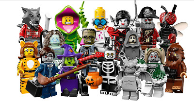 LEGO | NEW Collectible Minifigures Series 14 - SELECT YOUR MINIFIG -