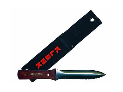 DA71000 KLENK TOOLS Dual Duct / Insulation Knife - Rosewood Handle