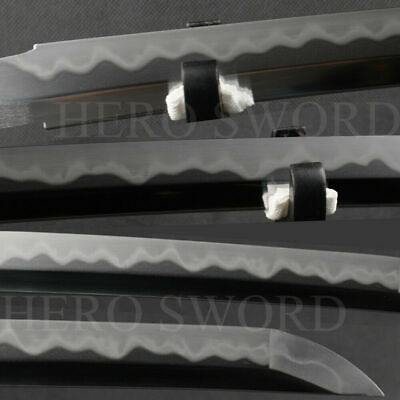 Fully Handmade High Quality Clay Tempered T1095 High carbon steel Katana Blade