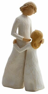 Willow Tree Mother and Daughter 20cm Resin Figurine