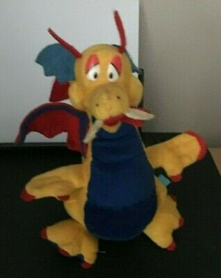 WERE  BANANAS- WELSH  DRAGON  - CUDDLY TOY -Pre Owned