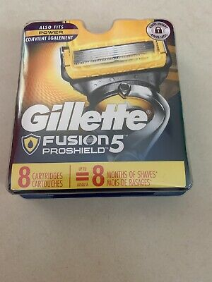 Gillette Fusion Proshield. Nuove, Sigilate, Originale!