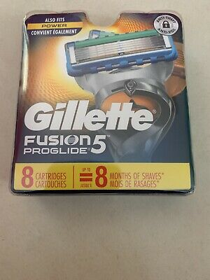 Gillette Fusion Proglide Power. Nuove, Sigilate, Originale!!