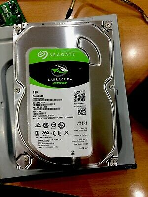 Hard Disk Interno 3,5 1Tb Seagate Barracuda St1000Dm010