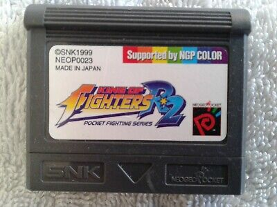King Of Fighters R2 NeoGeo Pocket Colour Game NEOP0023 FREE UK POSTAGE