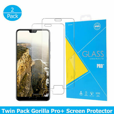 For Huawei Tempered Gorilla Glass Screen Protector Mate 20 P20 P30 Pro Lite 2PCS