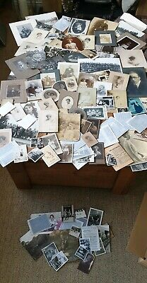 Antique and Vintage photos job lot