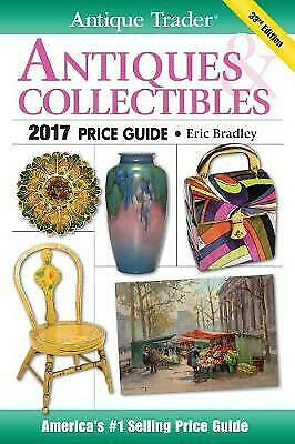 Antique Trader Antiques & Collectibles Price Guide 2017, , New Book