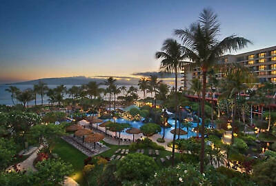Marriott Maui Ocean Club 1 Bedroom Annual Timeshare For Sale!