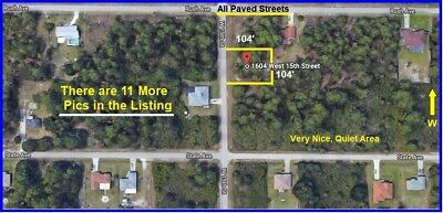 FLORIDA Vacant LOT Land Lehigh Acres Cape Coral N Fort Myers Charlotte Naples fl