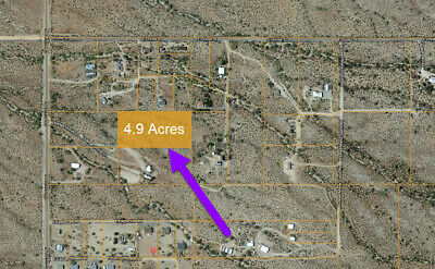 Vacant Land In Florence Arizona (4.9 Acres)