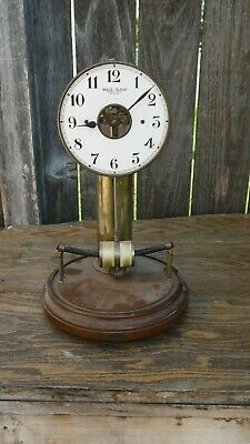 bulle french battery electric,electro magnetic shelf clock parts/project clock