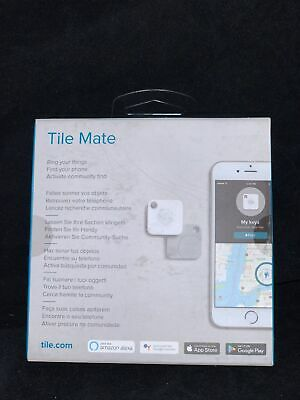 NEW Tile Mate Bluetooth Tracker with 4 Tiles ~ Helps Find Keys, Phone & More