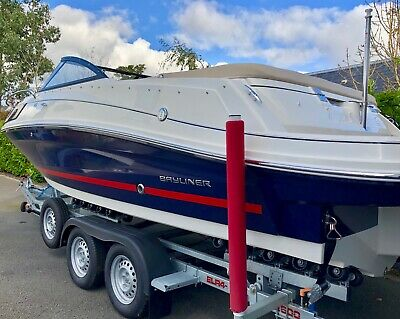 Bayliner VR5 Cuddy 2019 Model UNUSED- NEW + Mercury upgraded engine+Digital Dash