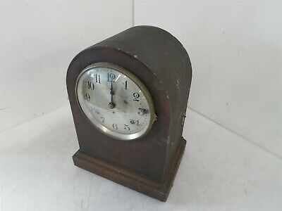 Antique Seth Thomas 4 Rod Sonora Westminster Chime Mantle Clock-No key -Untested