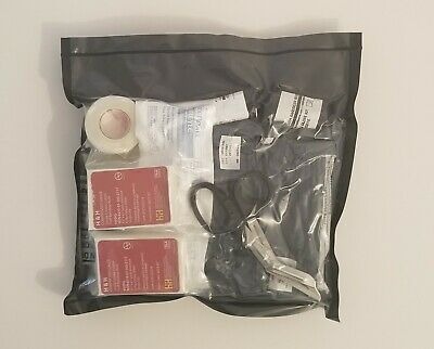 Individual First Aid Kit Refill Kit - Ifak - Vacuum Sealed - Free Shipping!