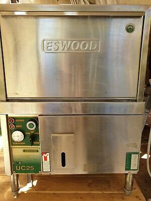 Eswood under counter commercial dishwasher