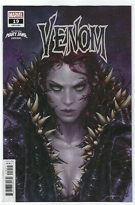 Venom # 19 Jeehyung Lee Mary Jane Variant Cover NM Marvel