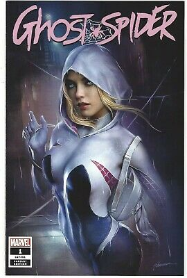 Ghost-Spider #1 Shannon Maer Trade Dress Variant Limited To 3000 Nm
