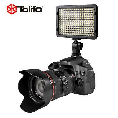 Cube PT176S Professional LED Video Light Photography Fill Lamp For DSLR Camera