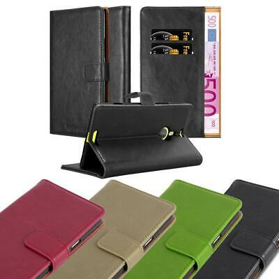 Case for Nokia Lumia 1520 Phone Cover Luxury Protective Wallet Book