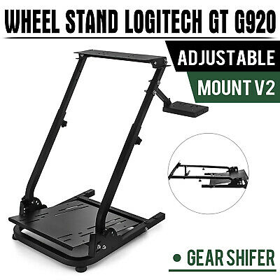 Racing Simulator Steering Wheel Stand For Logitech G920 PS4 Thrustmaster T300RS