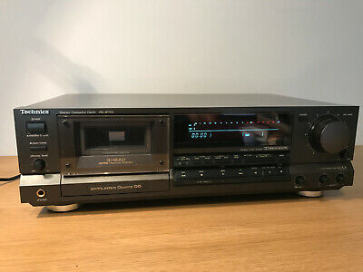 Technics RS-B755 Cassette Tape Deck Seperates Stacking System