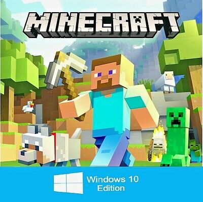 Minecraft Windows 10 Key | Free Region | Free  And Fast Shipping |