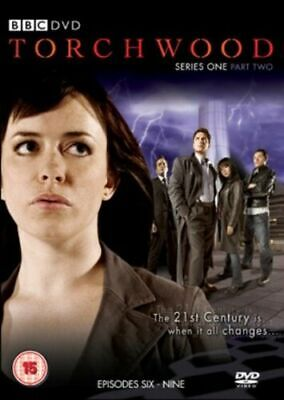 Torch wood. Series One, Part two. Dvd ,used.