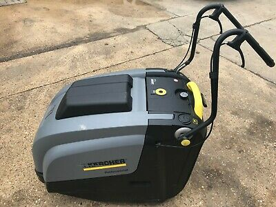 Karcher KM 75/40 BATTERY Powered Sweeper - Ex Demo 1.049.207.0  10492070