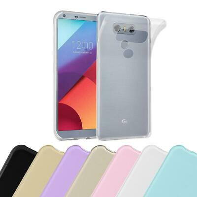 Silicone Case for LG G6 Shock Proof Cover Ultra Slim TPU Gel