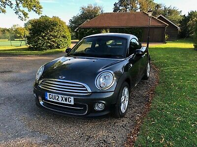 ***Just Reduced*** 2012 Mini Coupe1.6 Cooper (Chili) Full BMW Service History